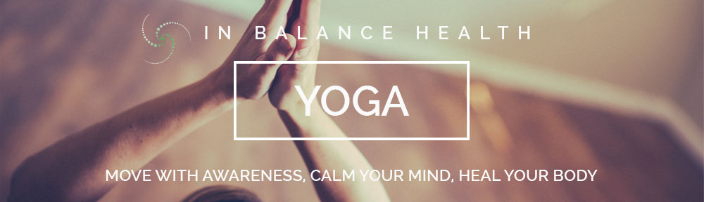 In Balance Health Yoga